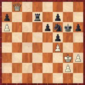 Gelfand-Anand Moscow 2012 Move 37 Black to move