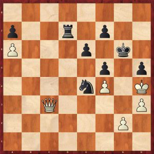 Gelfand-Anand Moscow 2012 Move 41 White to move