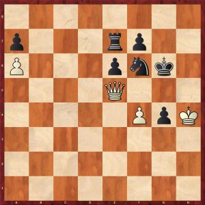 Gelfand-Anand Moscow 2012 Move 45 Black to move