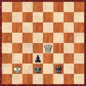 Karjakin - Mamedyarov Beijing 2013 Move 91 White to move