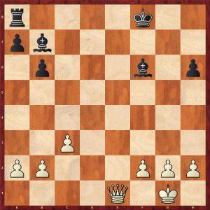 Karpov - Speelman Reykjavik 1991 Move 24 White to move