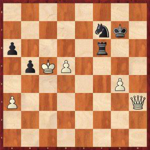 Kasparov - Ivanchuk Frankfurt 1998 Move 69 White to move