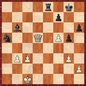 Kramnik - Aronian Zurich 2012 Move 30 Black to move