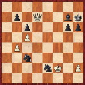 Lautier - Gurevich Munich 1993 Move 53 White to move