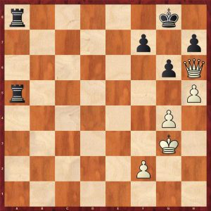 Leko-Kramnik World Championship 2014(1) Move 44 White to move