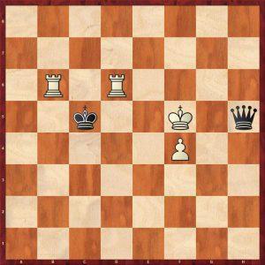 Markowski - Gdanski Warsaw 2002 Variation 2 Move 74 White to move