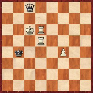 Markowski - Gdanski Warsaw 2002 Variation 3 Move 75 White to move