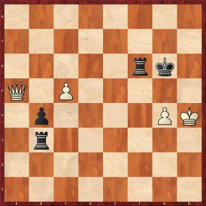 McShane - Mamedov Astand 2019 Move 45 White to move