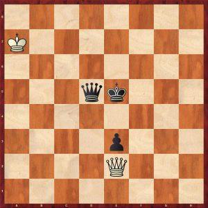 Miladinovic - Graf Ohrid 2001 Move 110 Black to move