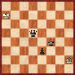 Miladinovic - Graf Ohrid 2001 Move 111 Black to move