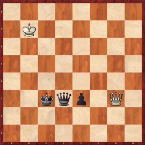 Miladinovic - Graf Ohrid 2001 Move 118 White to move