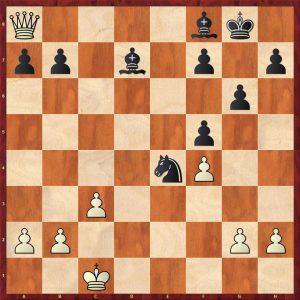 Nisipeanu - Radjabov Bazna Move 30 Black to move