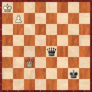 Oddone - Espinoza Asuncion 2009 Move 84 White to play