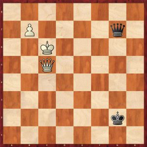Oddone - Espinoza Asuncion 2009 Move 89 Black to play