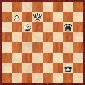 Oddone - Espinoza Asuncion 2009 Move 92 White to play