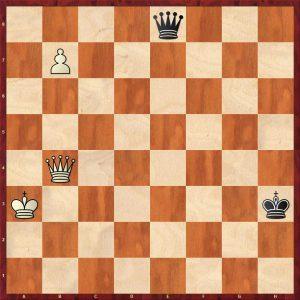 Oddone - Espinoza Asuncion 2009 Variation 1 Move 97 Black to play
