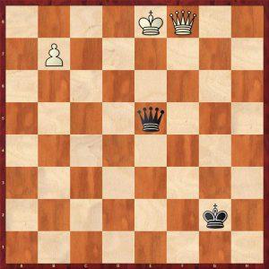Oddone - Espinoza Asuncion 2009 Variation 2 Move 95 White to play