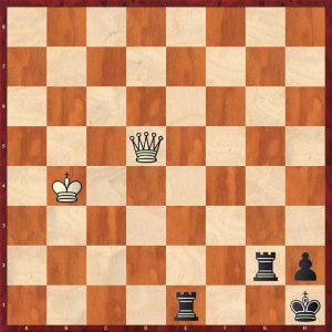 Tiviakov - Van der Wiel Leiden 2011 Move 108 Black to move