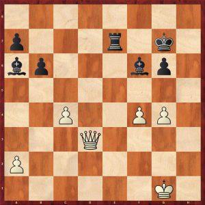 Vitiugov - Lysyj Kazan 2014 Move 34 Black to move