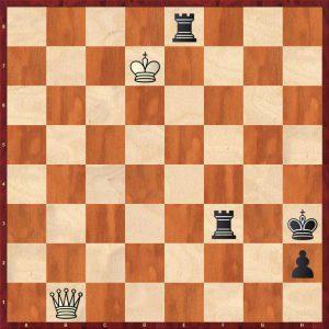 Vovk - Savchenko Move 97 Black to play