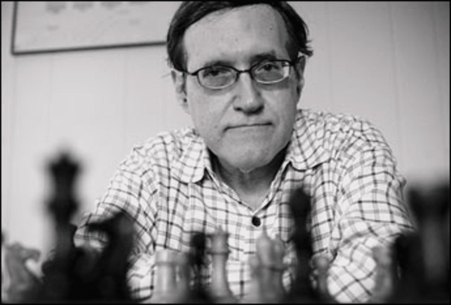 GM Larry Kaufmann