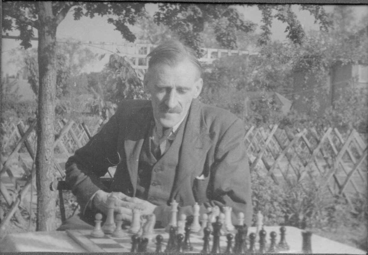 Arthur Frank Battersby, BIRTH 2 JUN 1887 • Brixton, Surrey, England  DEATH 11 APR 1955 • Surrey, England
