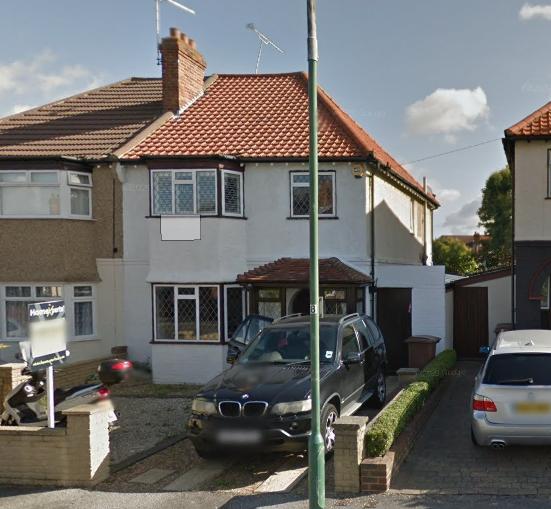 42, Poplar Road, Sutton, Surrey which is now SM3 9JX