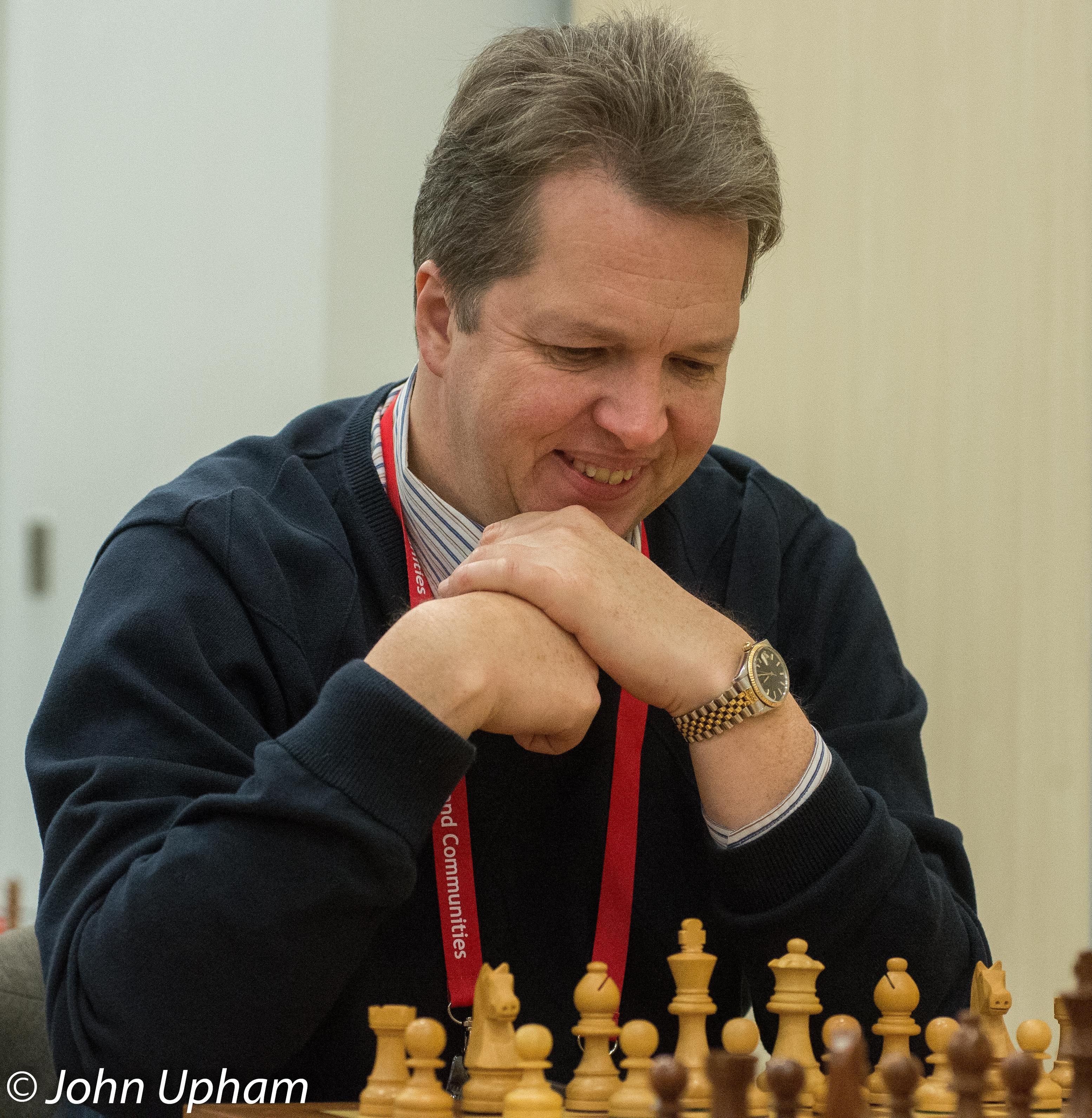 GM Nigel David Short