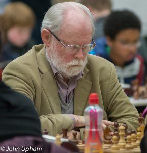 FM Bernard Cafferty, Hastings Congress 2013-14, courtesy of John Upham Photography