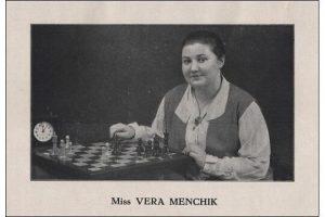 Miss Vera Menchik