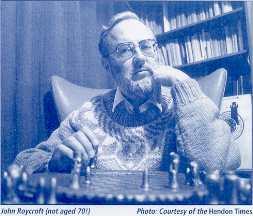 Birthday of (Arthur) John Roycroft (25-vii-1929)