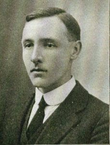 Guy Wills Chandler (21-viii-1889 25-v-1980), scanned from Chess Pie 1922 by Michael McDowell