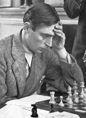 Hugh Alexander at Margate 1938