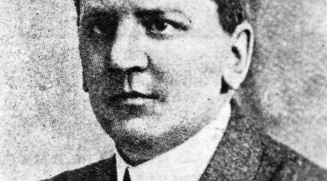 Death Anniversary of Thomas Dawson (28-xi-1889 16-xii-1951)