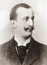 Death Anniversary of Horatio Caro (05-vii-1862 15-xii-1920)