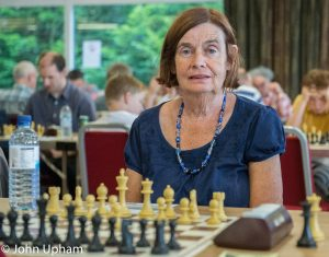 WCM Dinah Norman at the 2015 British Championships in Coventry, courtesy of John Upham Photography