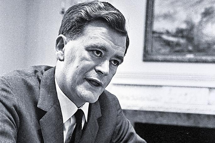 James Derrick Slater (13-III-1929, 18-XI-2015)