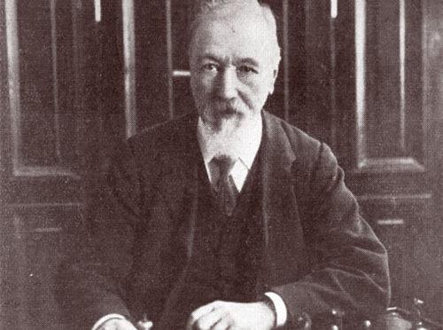 Death Anniversary of Joseph Henry Blackburne (10-xii-1841 01-ix-1924)
