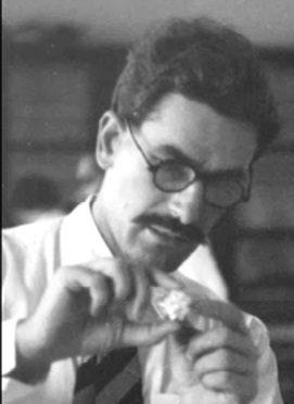 Death Anniversary of Dr. Richard Guy (30-ix-1916 09-iii-2020)