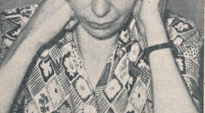 Death Anniversary of WIM Eileen Tranmer (05-v-1910 26-ix-1983)