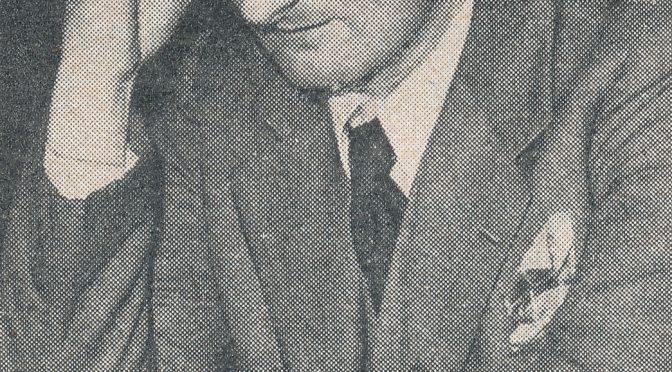 Death Anniversary for IM Imre König (09-ii-1901 09-ix-1992)