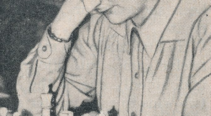 Death Anniversary of WIM Rowena Bruce (15-v-1919 24-ix-1999)