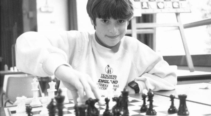Birthday of IM Miroslav Houska (02-iv-1978)