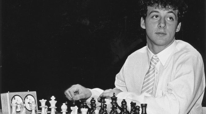 Birthday of GM David Norwood (03-x-1968)