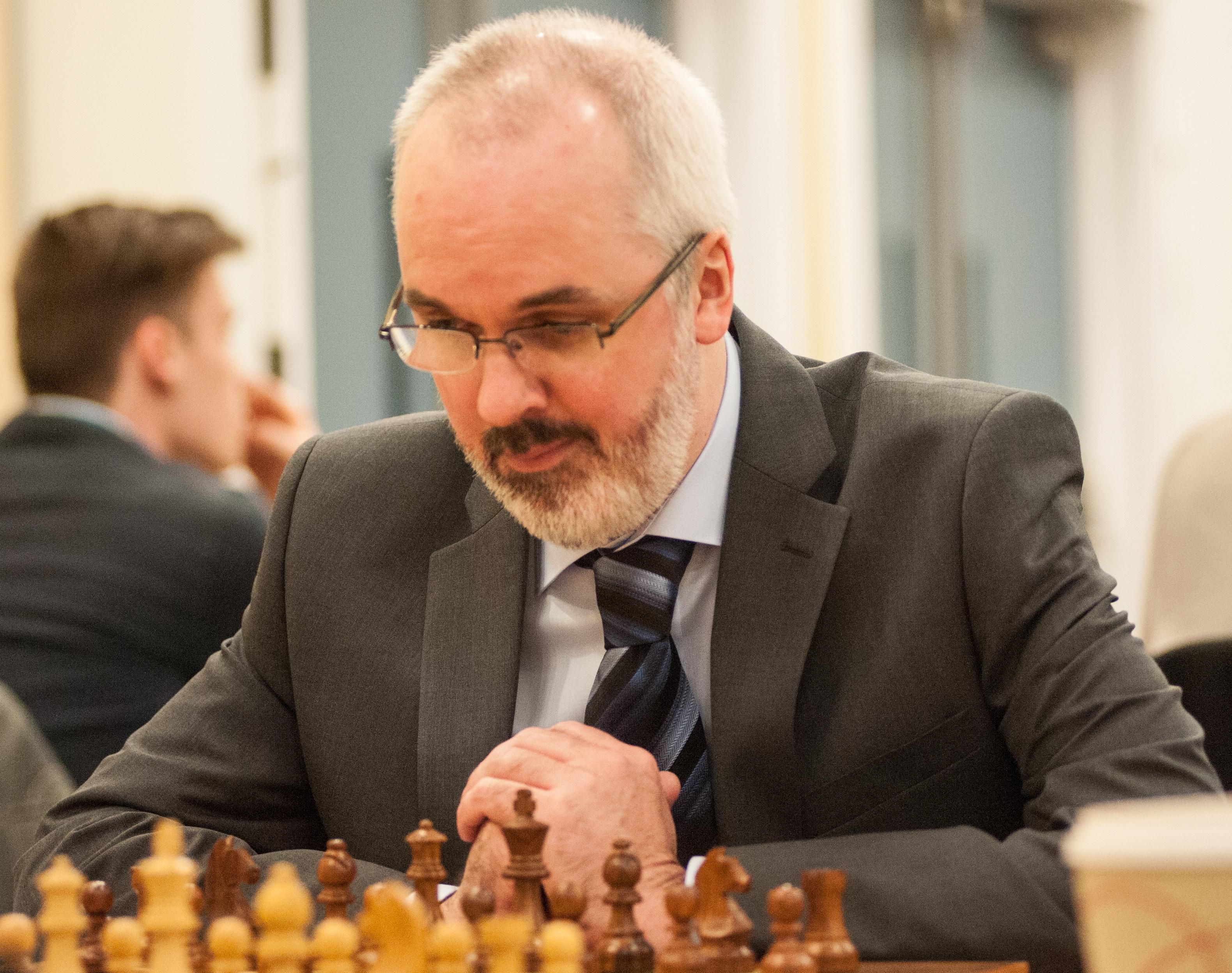 GM John Shaw, courtesy of John Upham Photography