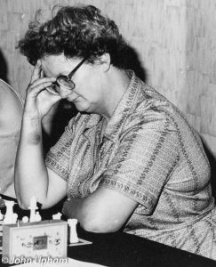 WIM Patricia Anne Sunnucks at the Lloyds Bank Masters