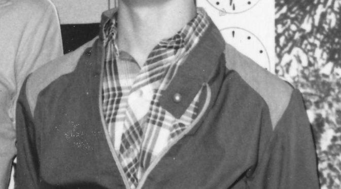 Death Anniversary of Ian Wells (22-vi-1964 25-i-1982)