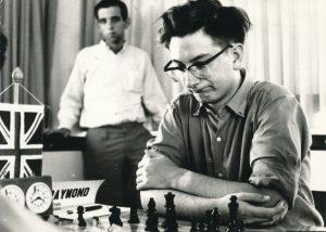 Raymond Keene, World Junior Championship, Tel-Aviv, 1967