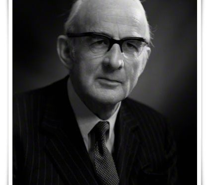 Death Anniversary of Sir Stuart Milner-Barry KCVO CB OBE (20-ix-1906 25-iii-1995)