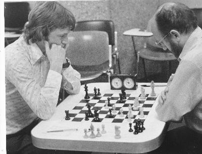 Jimmy Adams and Stewart Reuben